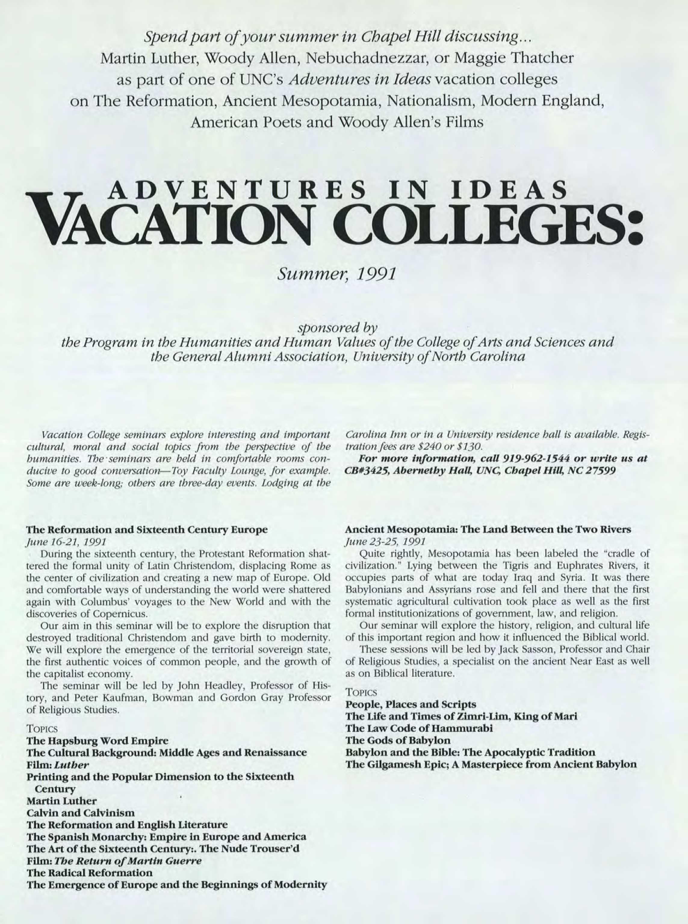 Carolina Alumni Review - Spring 1994 - page 50