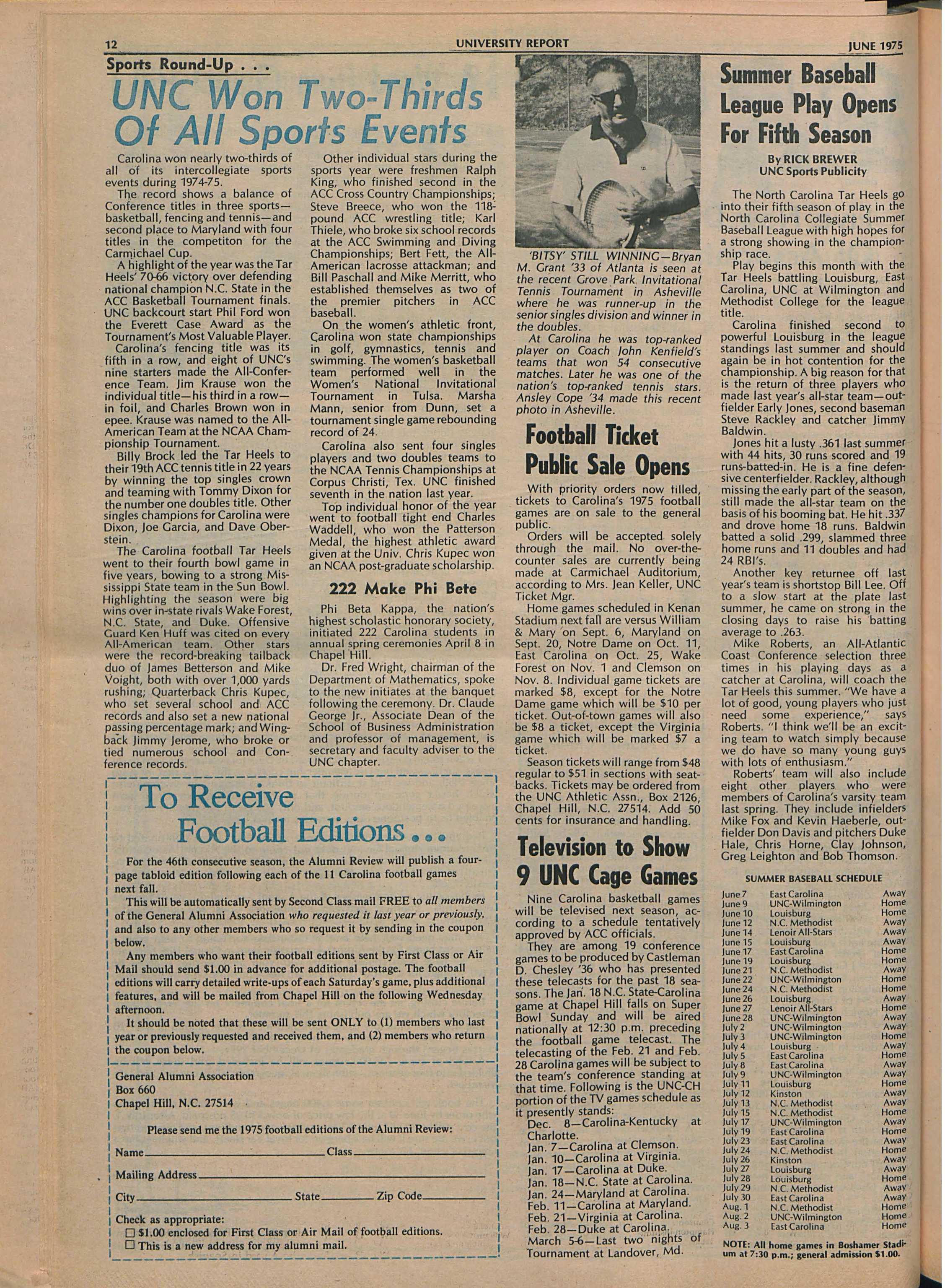 The University Report - June 1975 - page 12 3b9c31354fdd9