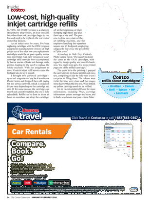 The Costco Connection - January/February 2016 - Page 54-55