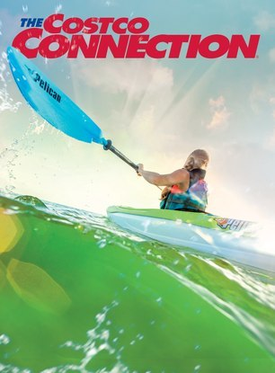 The Costco Connection - May/June 2018 - Front Cover-Welcome