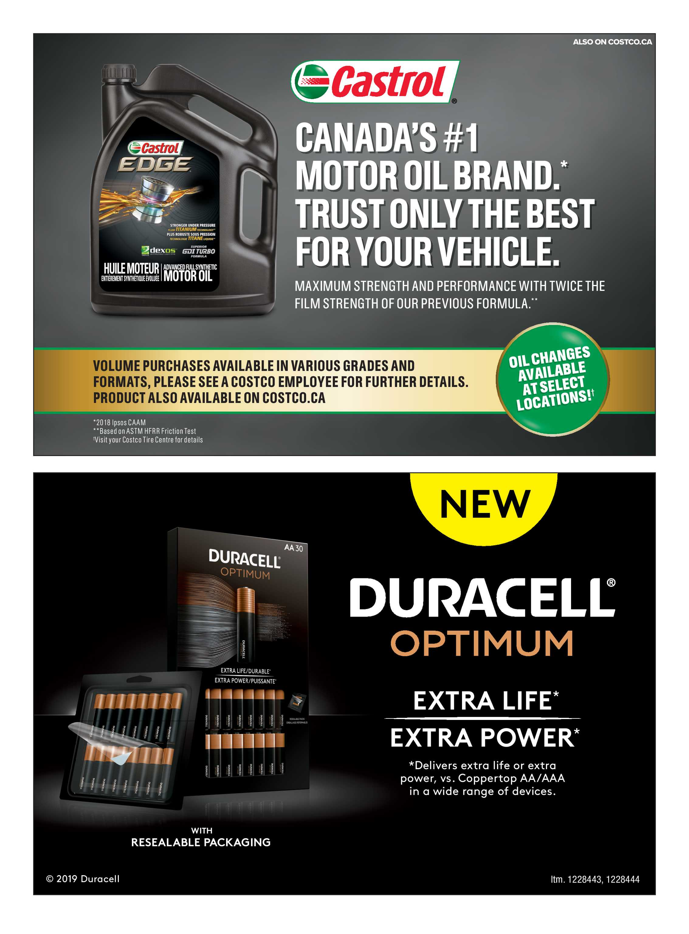 Does Costco Do Oil Changes >> Costco Connection September October 2019 Page 61