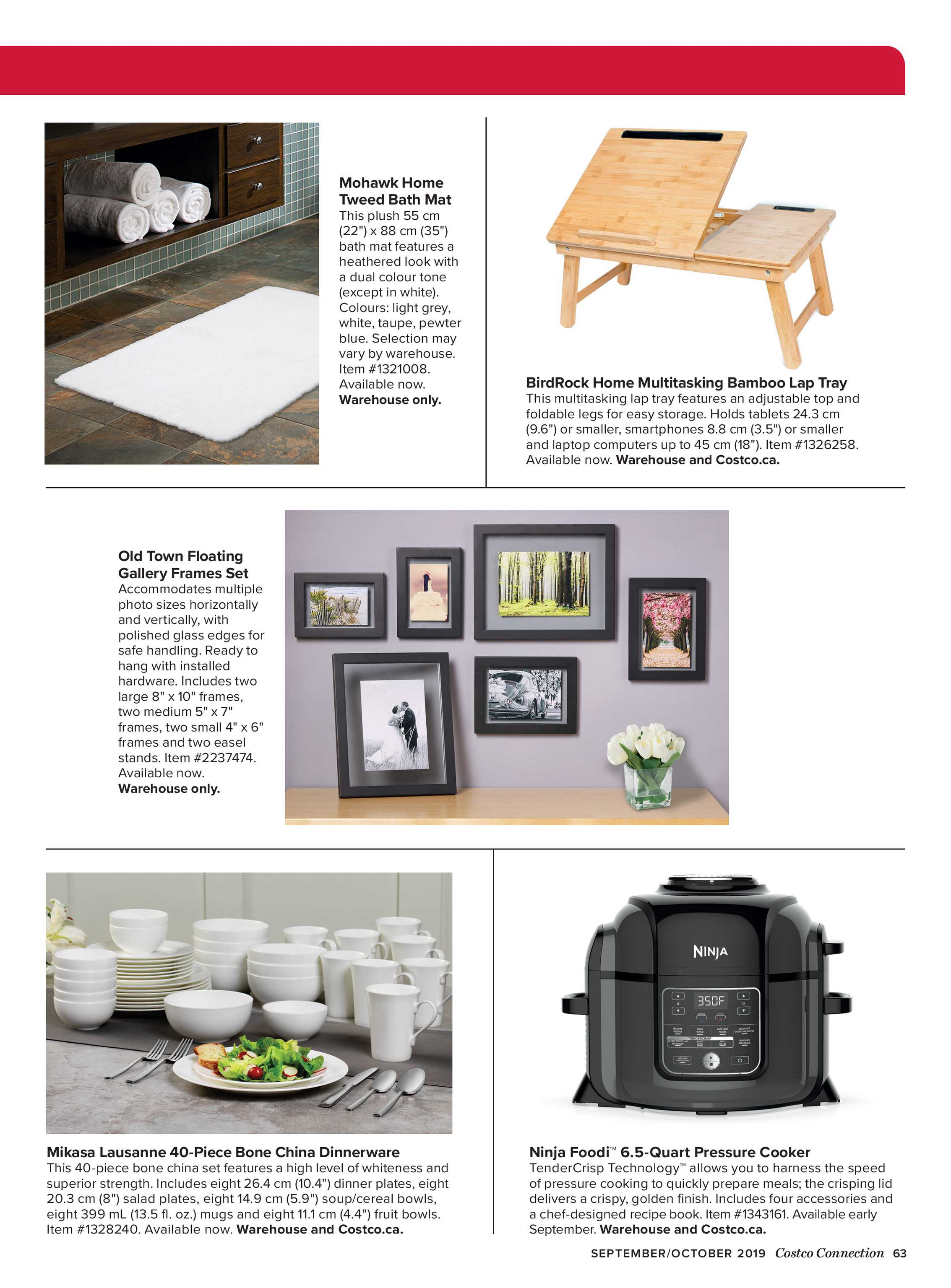Costco Connection - September/October 2019 - page 64