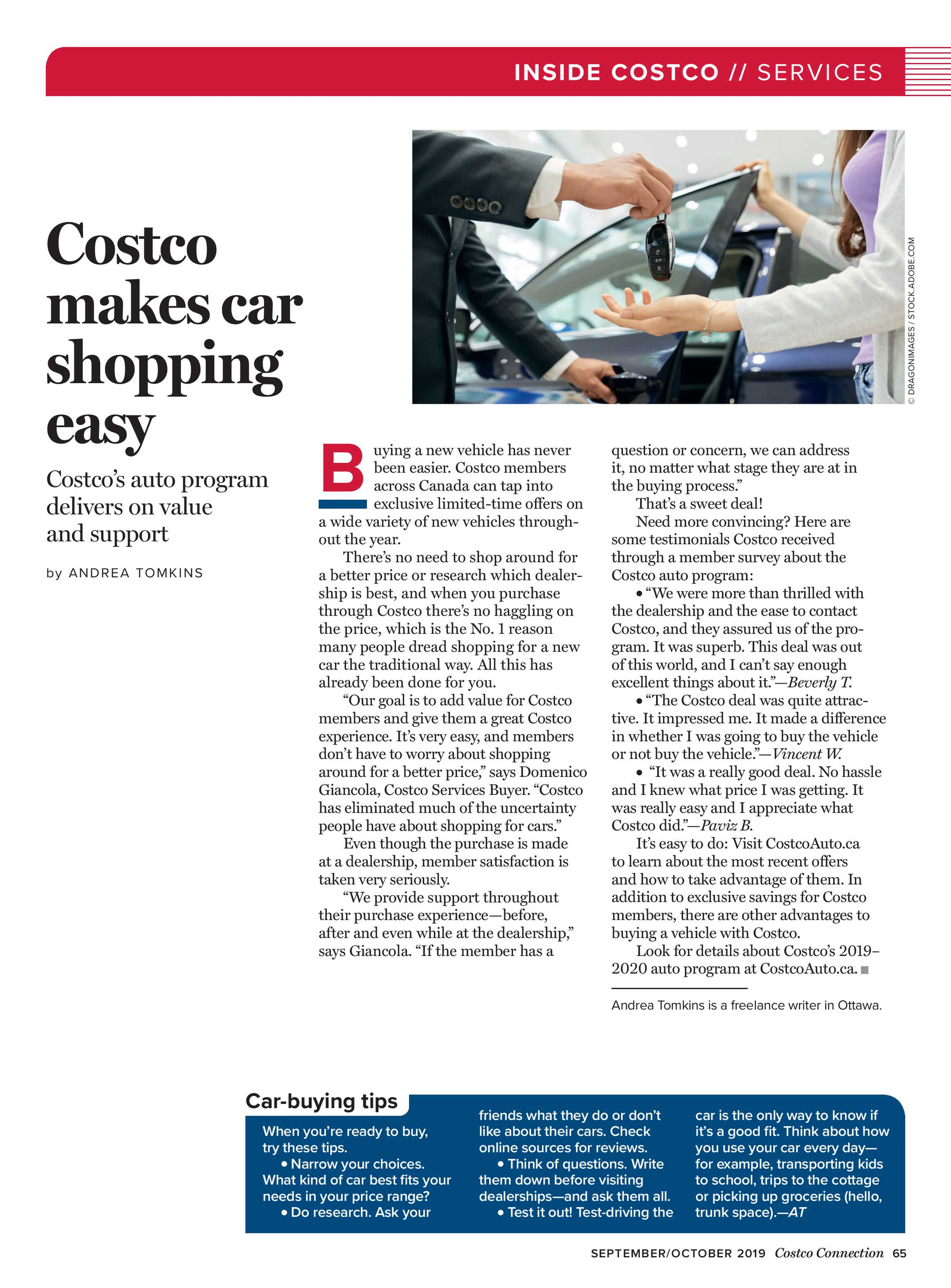 Costco Connection - September/October 2019 - page 66