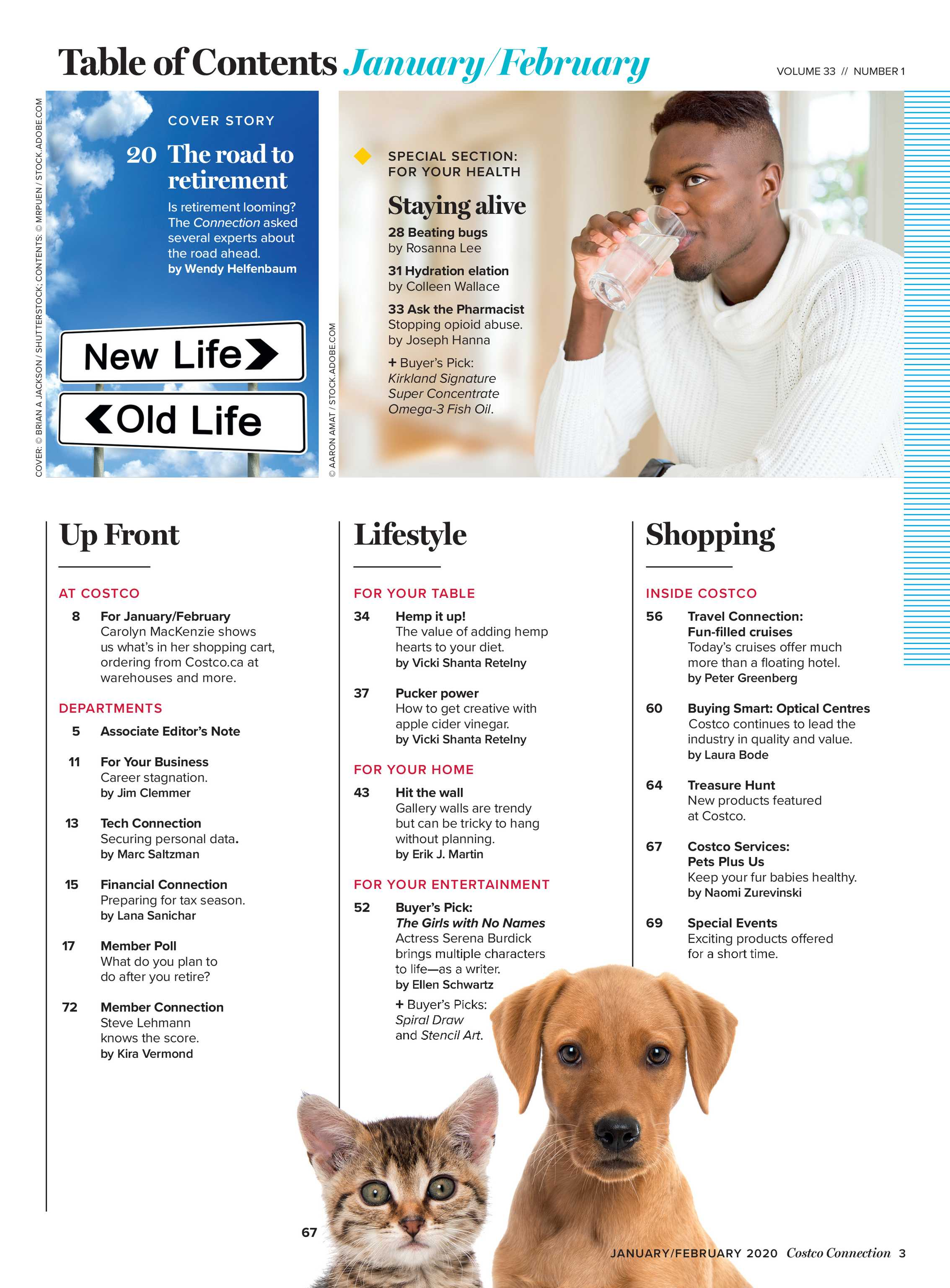 Costco Connection January February 2020 Page 3