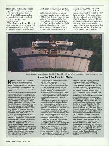 Carolina Alumni Review Fall 1988 Page 46